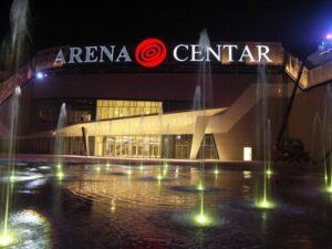 Izložba slika u Arena centru