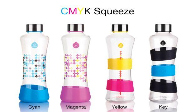 CMYK – nova generacija EQUA bočica