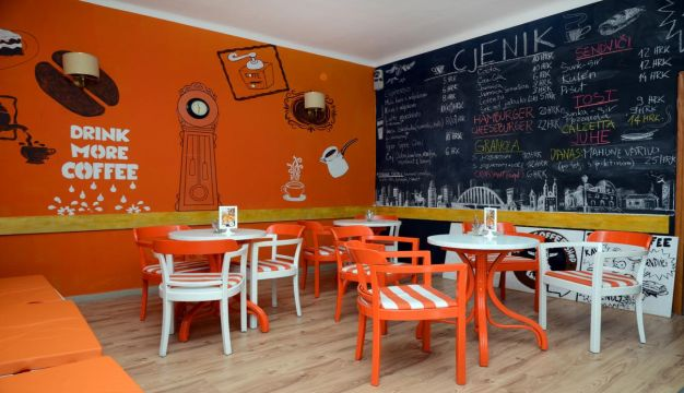 Kantina ili coffee shop?