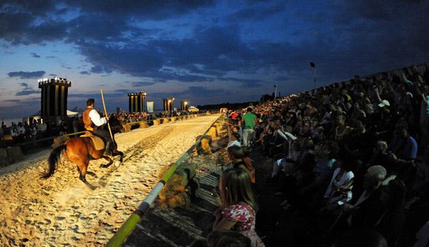 Porečki povijesni festival – Giostra