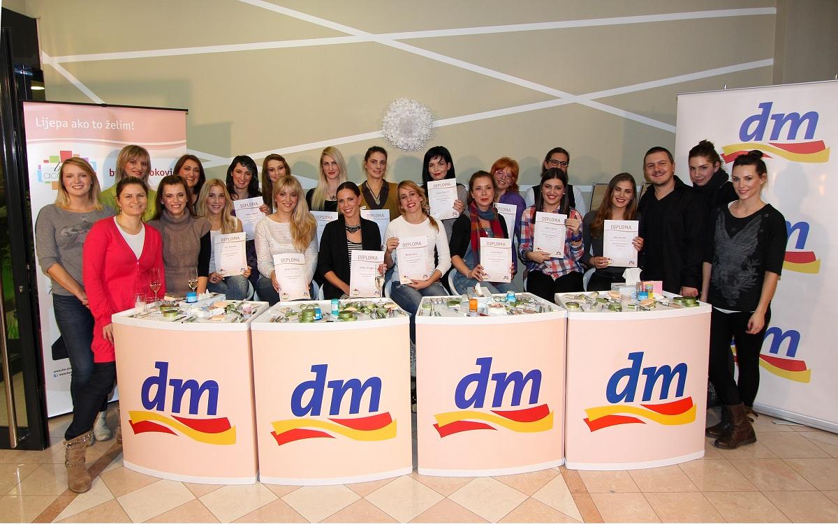 dm beauty academy radionica by Saša Joković