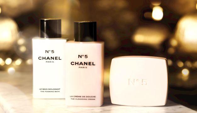 Chanel No5 – za raskošni Božić
