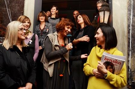 Promocija časopisa Ženska posla