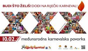 Započinje riječko peto godišnje doba – Riječki karneval 2013.