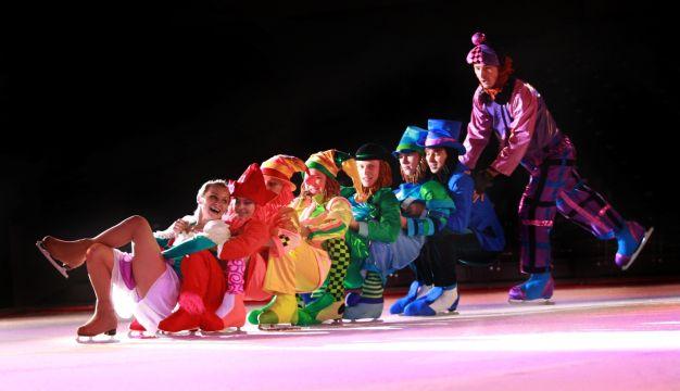 U sklopu svjetske turneje prvi put u Hrvatskoj: Moscow Stars on Ice