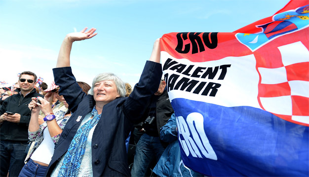 Mama Sinković slavi uspjeh svojih sinova u Londonu