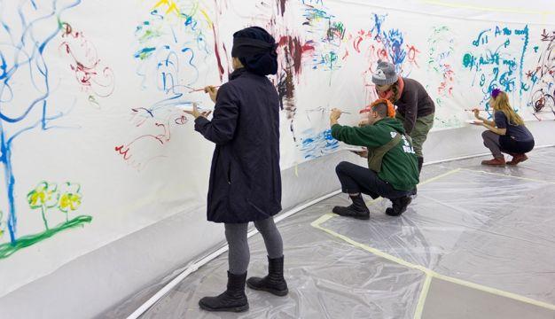 4. artOmat -kreativnost, solidarnost i ljubav!