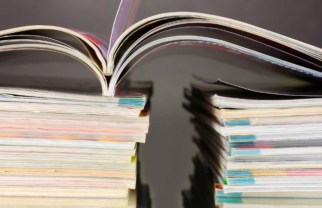 Časopisi će uvijek imati mjesto na našim policama