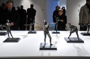 Degas pleše