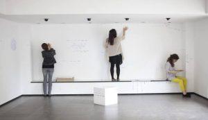 Prostori izmeu: Dijalozi o dizajnu izložbi (4. 7. – 17. 7. 2013.)