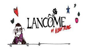 Lancome i Alber Elbaz