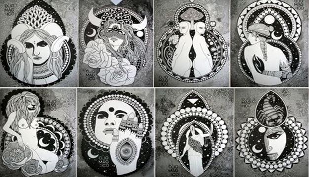 Izložba Jadranke Lacković (ojoMAGico) – Puni krug