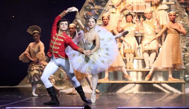 Baletna bajka, san, čarolija – ORAŠAR