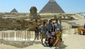 Egipat- zemlja pijeska, drevne kulture i islama