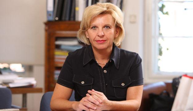Snježana Pintarić, ravnateljica Muzeja suvremene umjetnosti