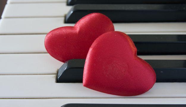 Ljubav i glazba – koncerti povodom Valentinova