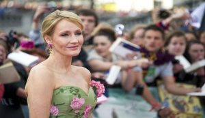 J. K. Rowling: Od Hogwartsa do gradića Pagforda